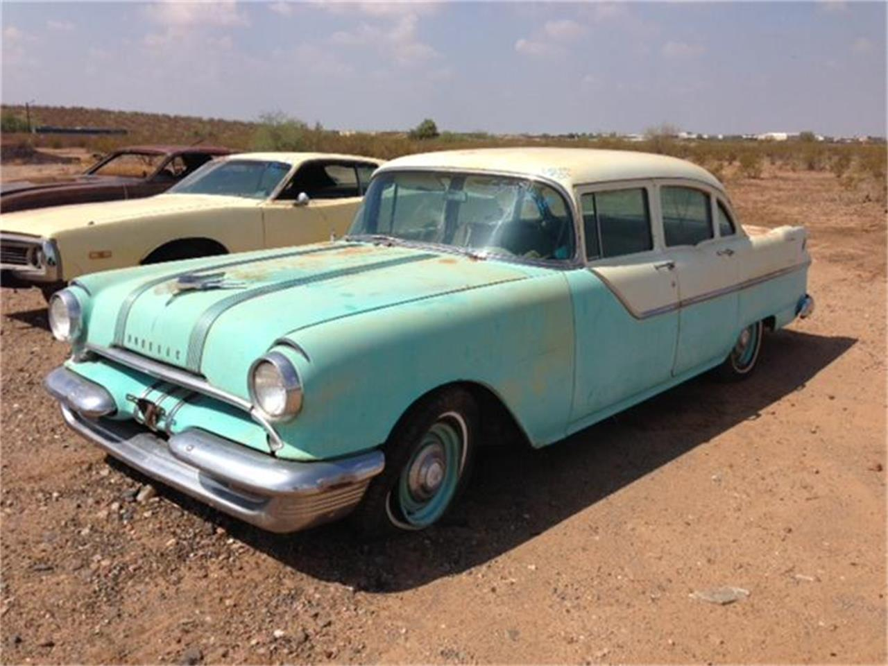 Large Picture of '55 Catalina located in Arizona Offered by Desert Valley Auto Parts - 9BER