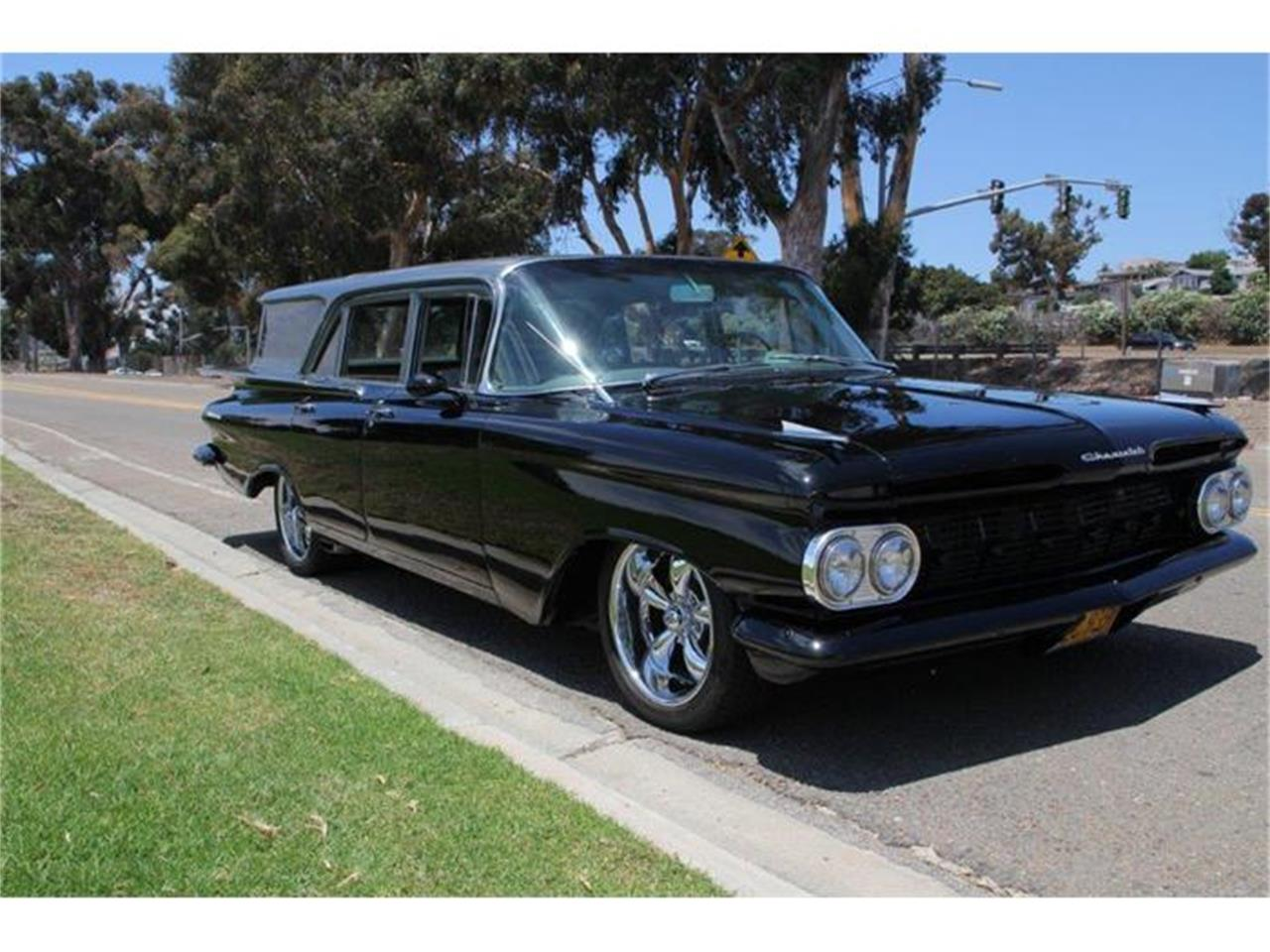 For Sale 1959 Chevrolet Brookwood In San Diego California