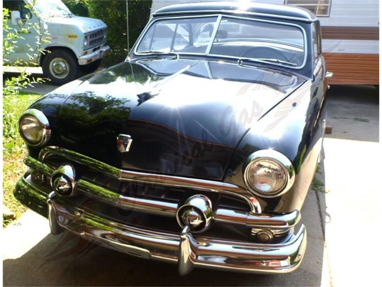 Large Picture of 1951 Ford Victoria located in Arlington Texas Offered by Classical Gas Enterprises - 9DYR