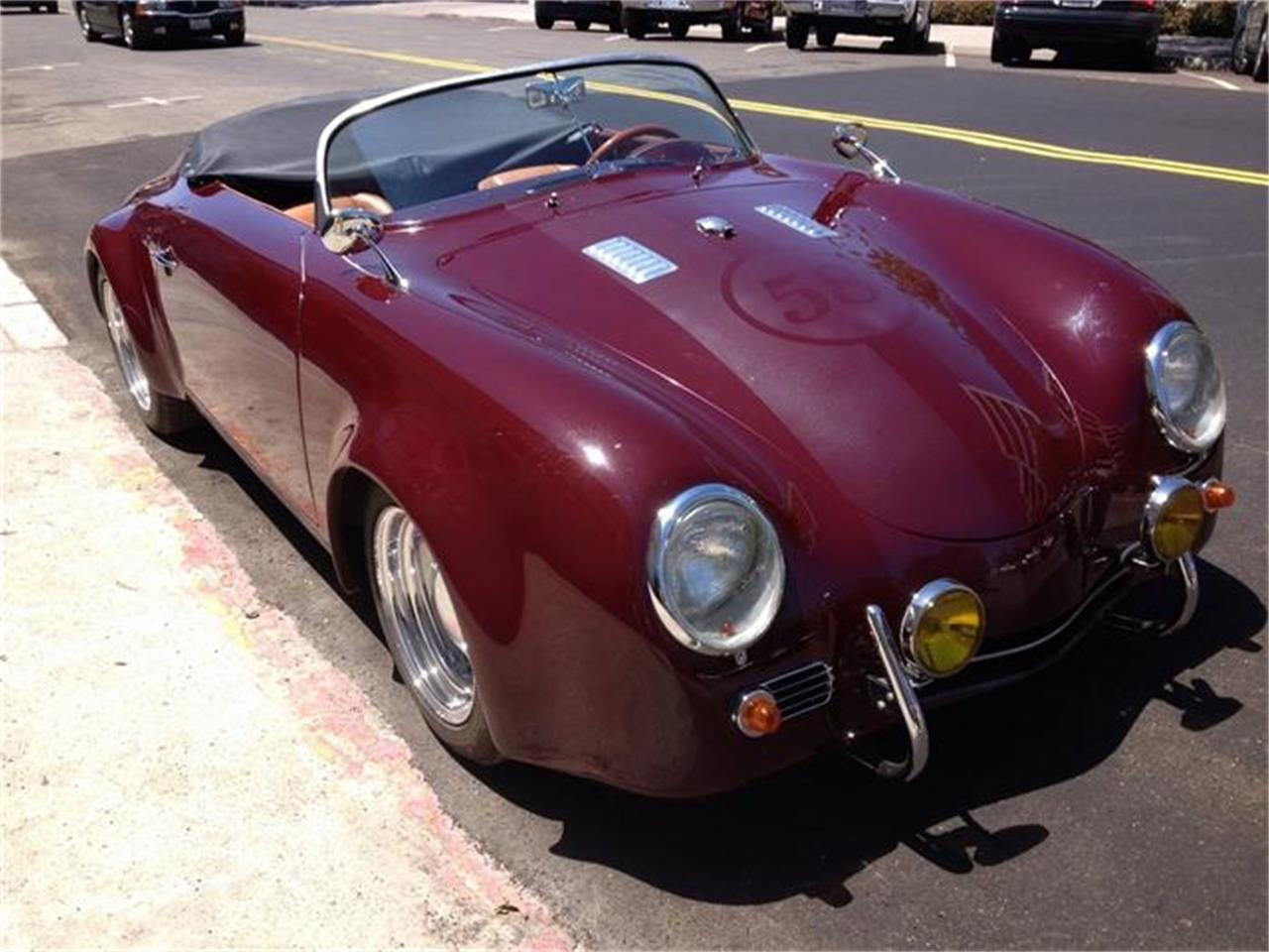 Large Picture of '58 Speedster - 9ES2