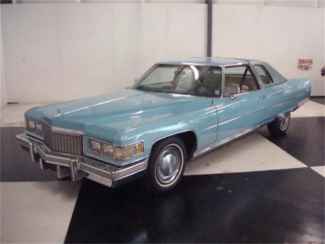 Picture of '75 Coupe DeVille - 9EZV