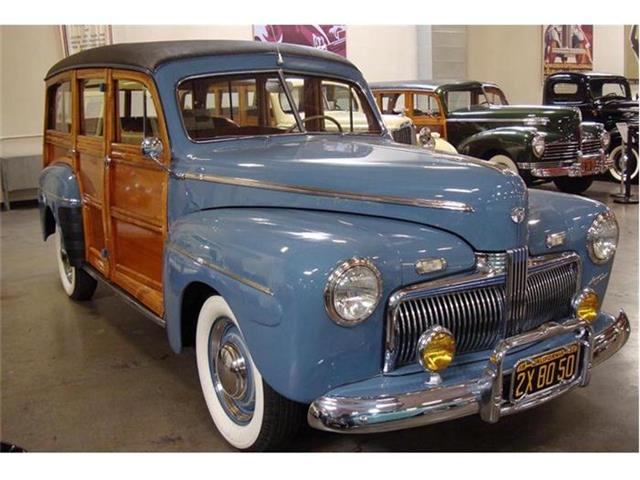 1942 ford super deluxe for sale on classiccars 1941 Ford 4 Door Sedan 1942 ford super deluxe