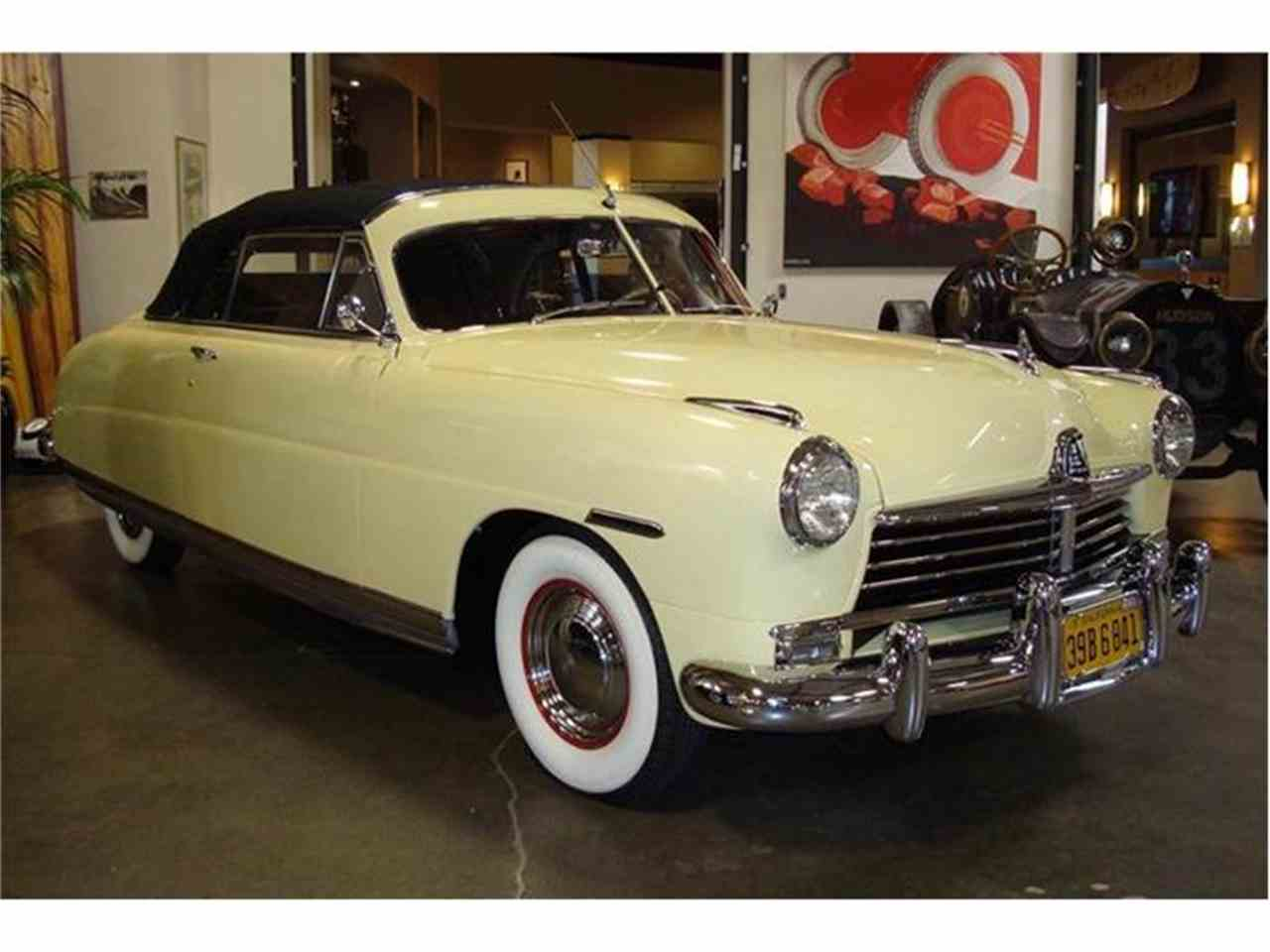 Large Picture of '48 Convertible - 9FIR