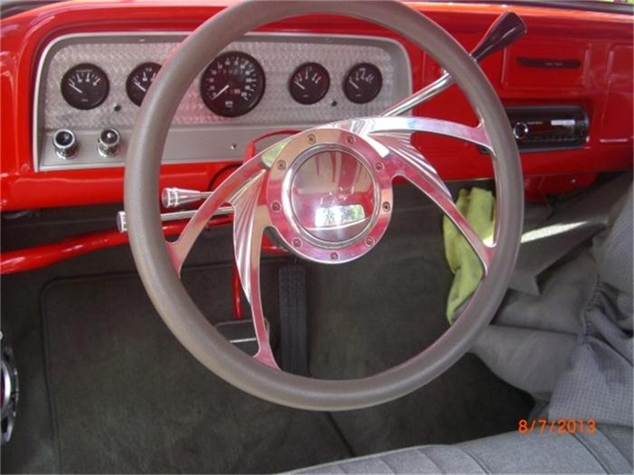 Large Picture of 1966 Chevrolet Pickup located in Lake Zurich Illinois Offered by Midwest Muscle Cars - 9HNB