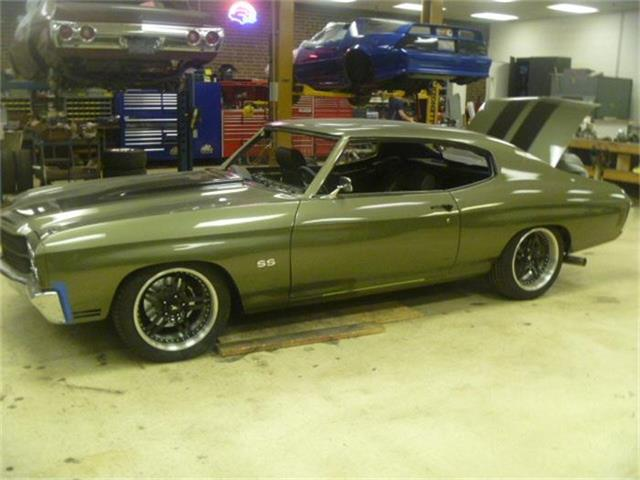 Picture of '70 Chevrolet Chevelle located in Lake Zurich Illinois - $99,000.00 - 9HRT