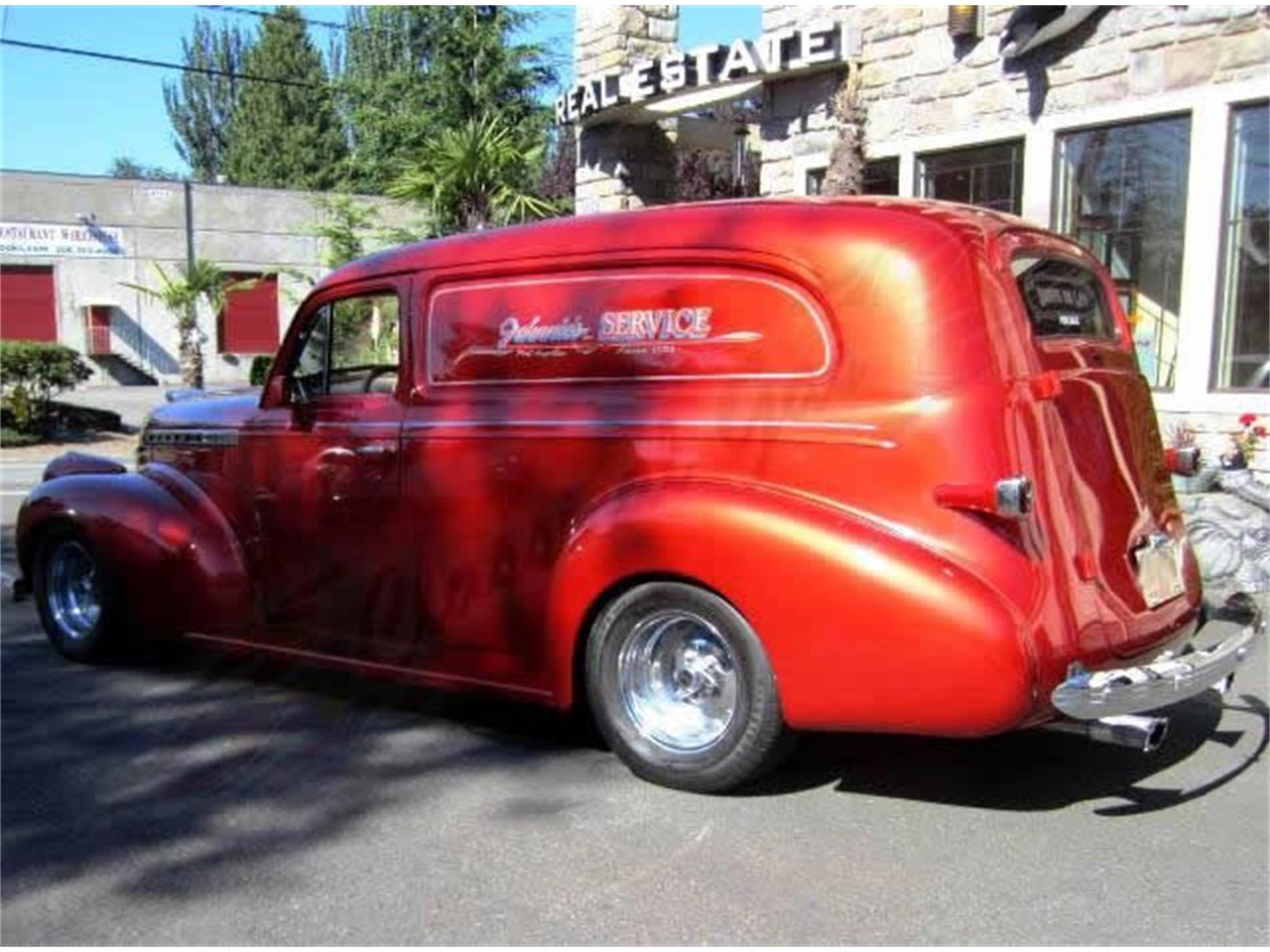 Large Picture of '40 Sedan Delivery - 9FR6