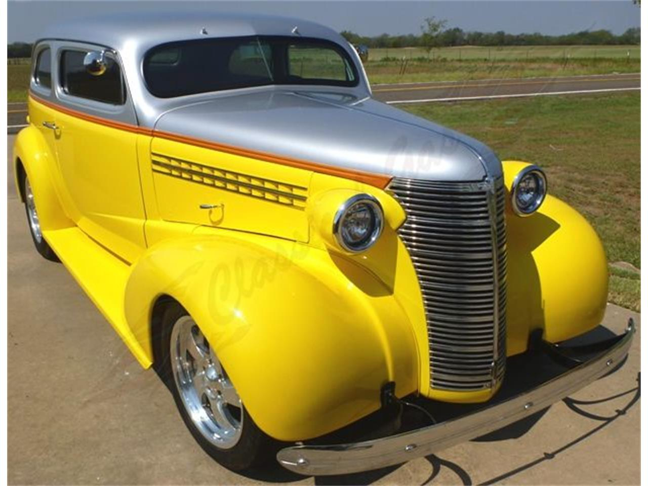 Large Picture of Classic '38 Sedan located in Texas - $39,500.00 - 9IV3