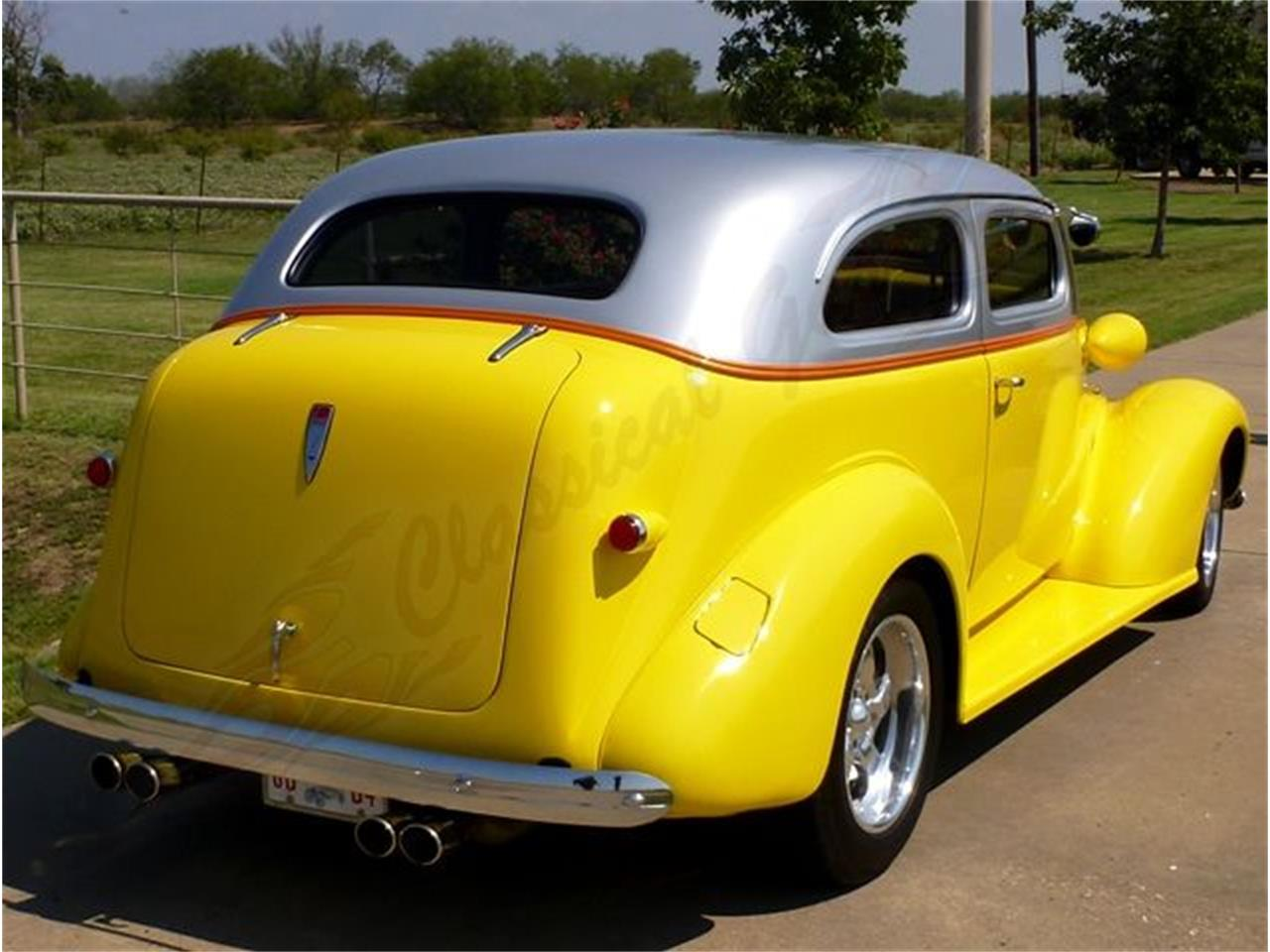 Large Picture of 1938 Chevrolet Sedan Offered by Classical Gas Enterprises - 9IV3