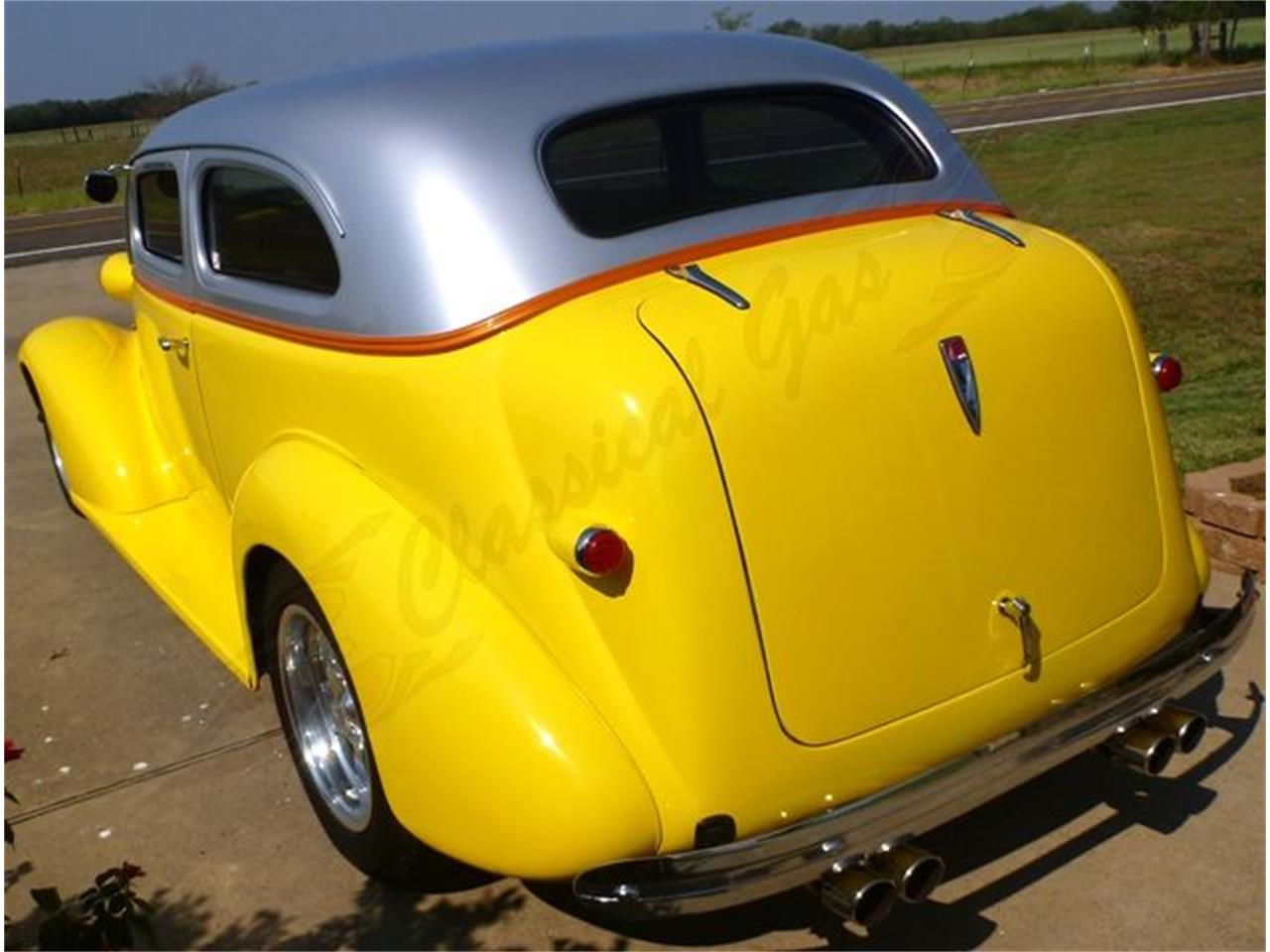 Large Picture of Classic '38 Sedan located in Arlington Texas - $39,500.00 Offered by Classical Gas Enterprises - 9IV3