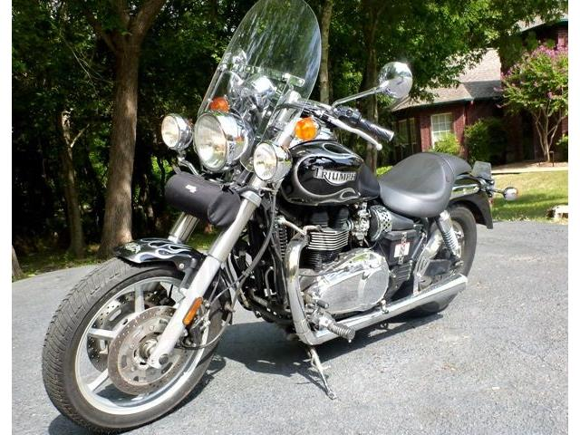 Picture of 2004 Triumph Motorcycle located in Arlington Texas Offered by  - 9IV7