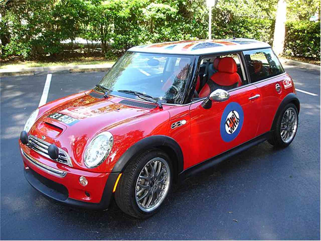 2004 mini cooper for sale cc 444821. Black Bedroom Furniture Sets. Home Design Ideas