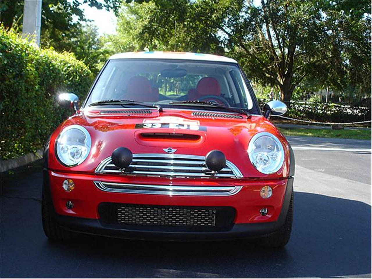 Large Picture of '04 MINI Cooper located in Mount Dora (Orlando) Florida - $27,950.00 Offered by Classic Dreamcars, Inc. - 9J85