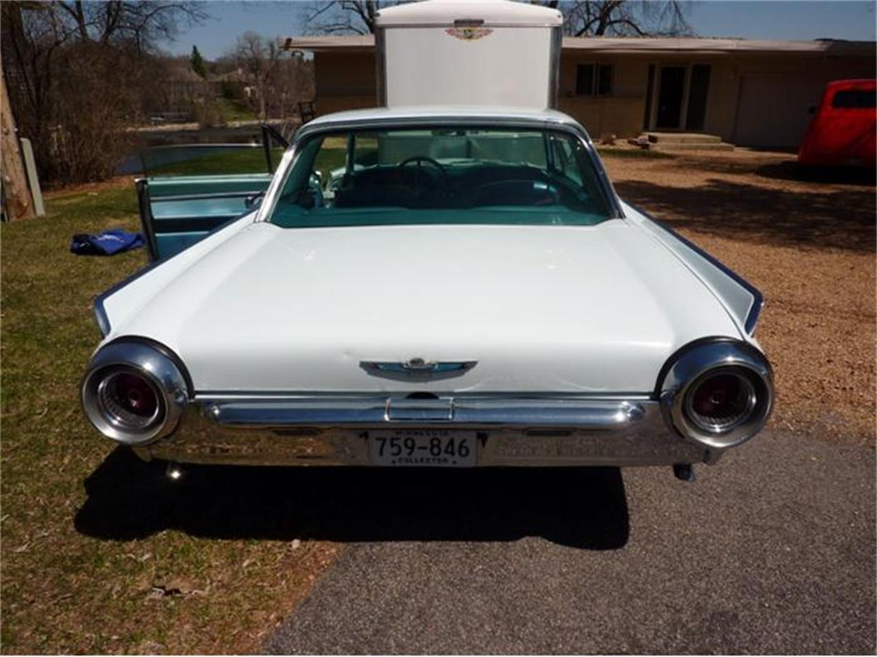 Large Picture of '61 Thunderbird located in Prior Lake Minnesota - 9JRF