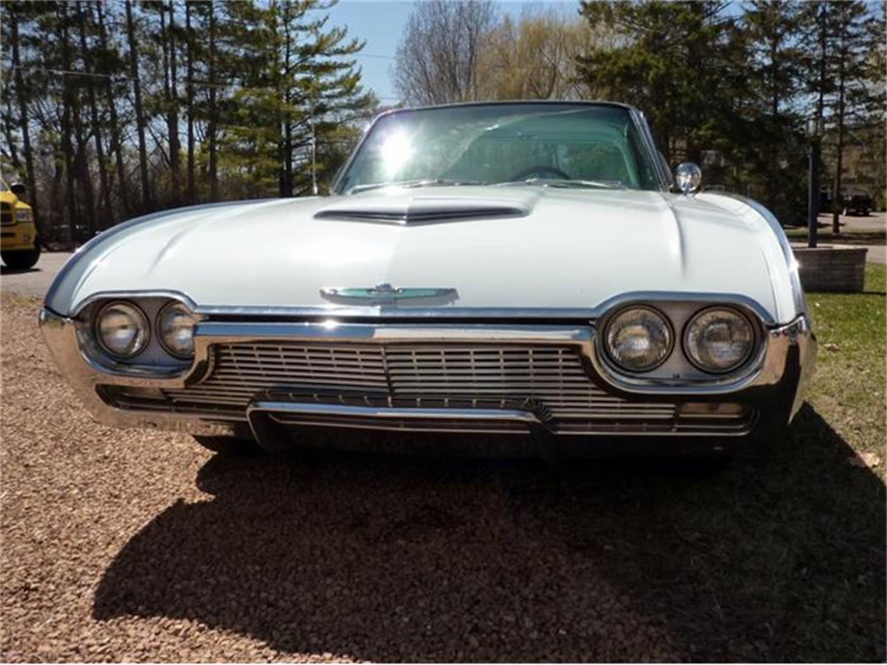 Large Picture of Classic '61 Thunderbird - 9JRF
