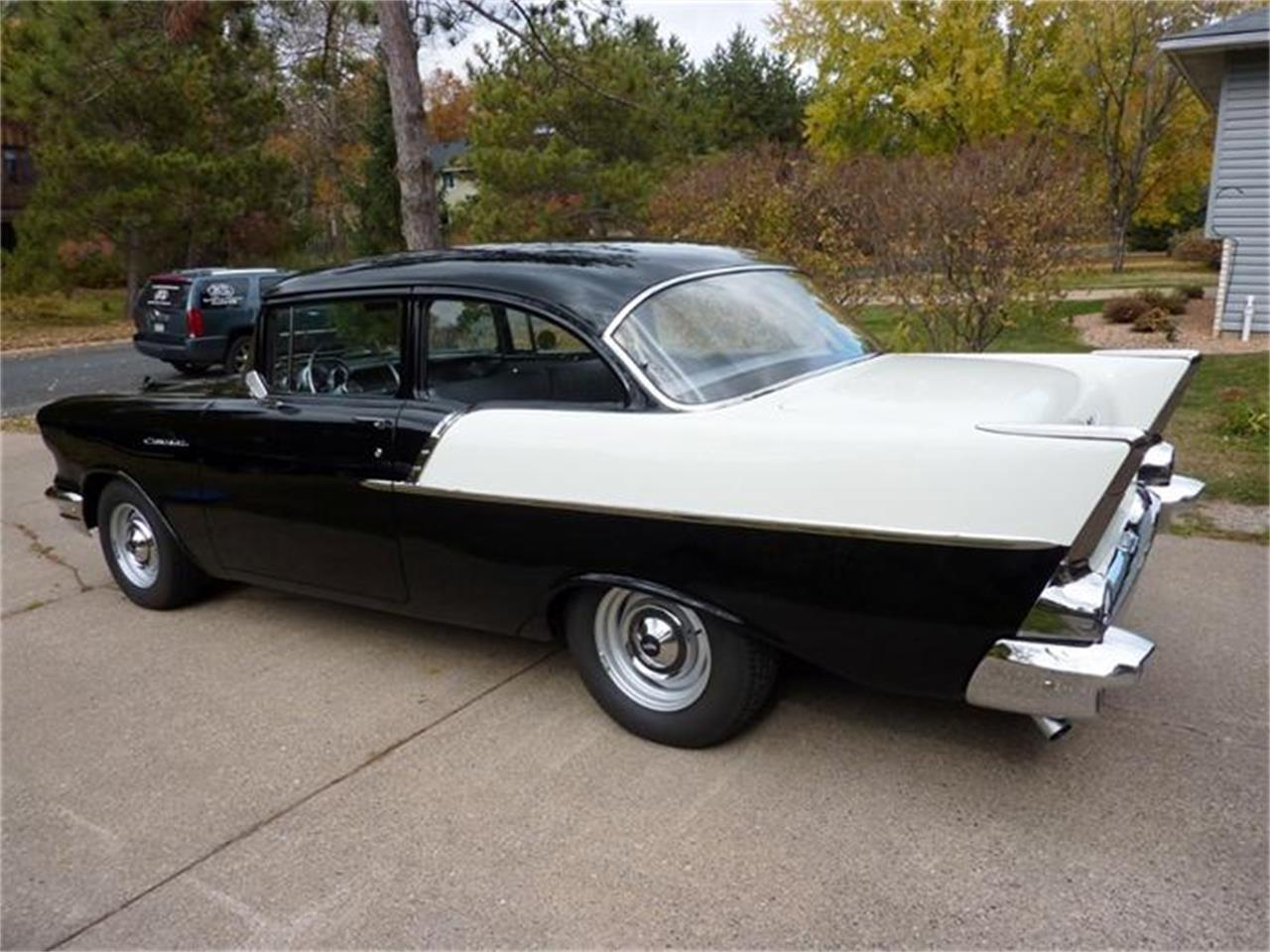 Large Picture of Classic '57 Chevrolet Bel Air located in Prior Lake Minnesota - $55,000.00 - 9JRH