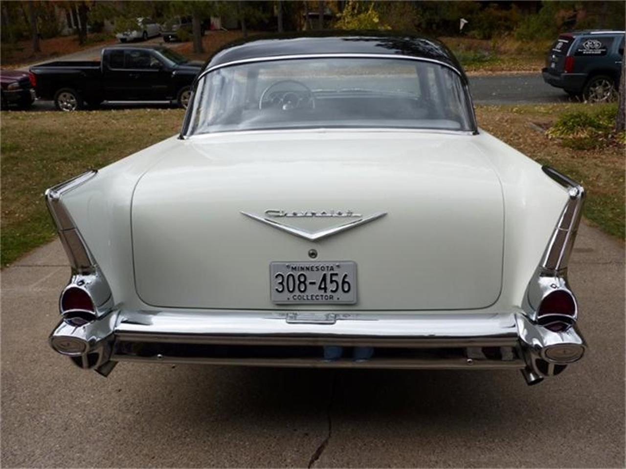 Large Picture of Classic 1957 Chevrolet Bel Air located in Minnesota - $55,000.00 - 9JRH