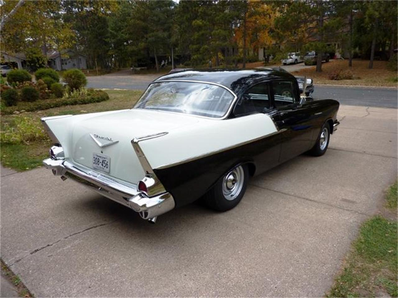 Large Picture of '57 Chevrolet Bel Air - $55,000.00 - 9JRH