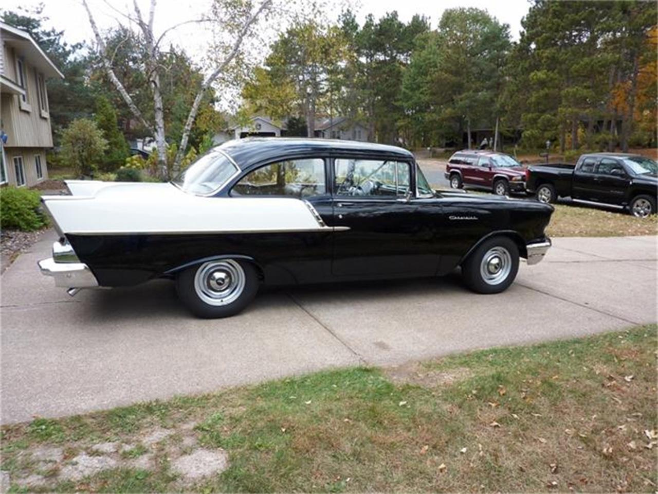 Large Picture of '57 Bel Air Offered by Big R's Muscle Cars - 9JRH