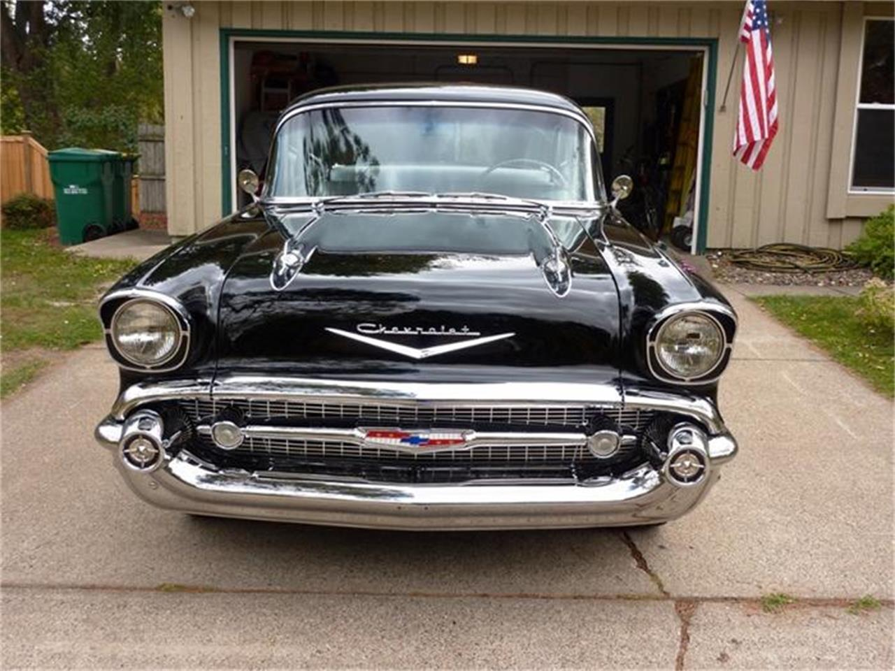 Large Picture of '57 Chevrolet Bel Air located in Minnesota - 9JRH