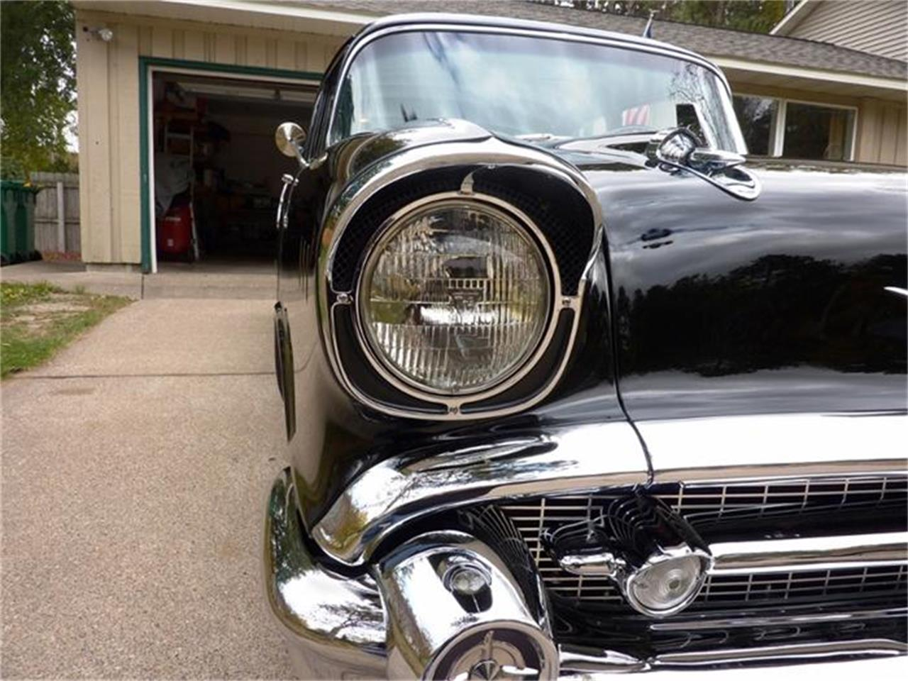 Large Picture of Classic 1957 Chevrolet Bel Air located in Prior Lake Minnesota - $55,000.00 Offered by Big R's Muscle Cars - 9JRH