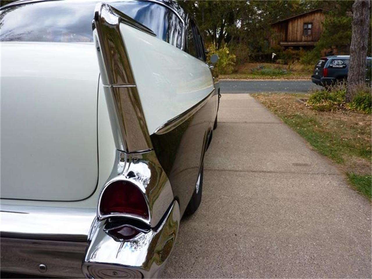 Large Picture of Classic '57 Chevrolet Bel Air located in Minnesota - 9JRH
