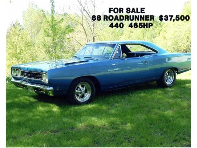 Picture of 1968 Plymouth Road Runner Offered by  - 9JRP