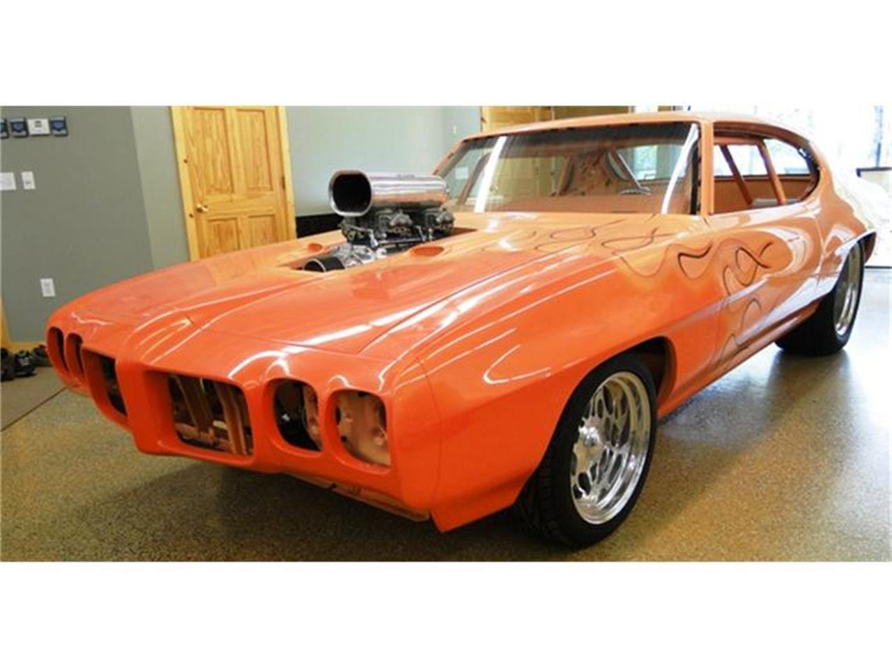 Large Picture of Classic 1970 Pontiac GTO located in Prior Lake Minnesota Offered by Big R's Muscle Cars - 9JXL
