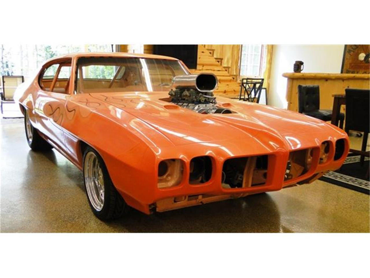 Large Picture of Classic 1970 Pontiac GTO - $30,000.00 Offered by Big R's Muscle Cars - 9JXL