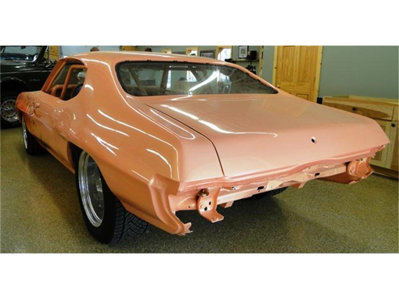 Large Picture of 1970 Pontiac GTO located in Minnesota Offered by Big R's Muscle Cars - 9JXL