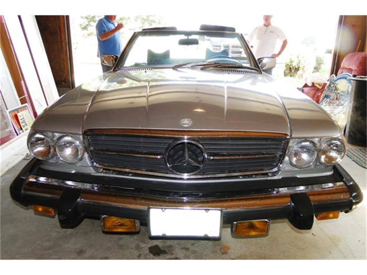 Large Picture of '78 450SL - 9JXM