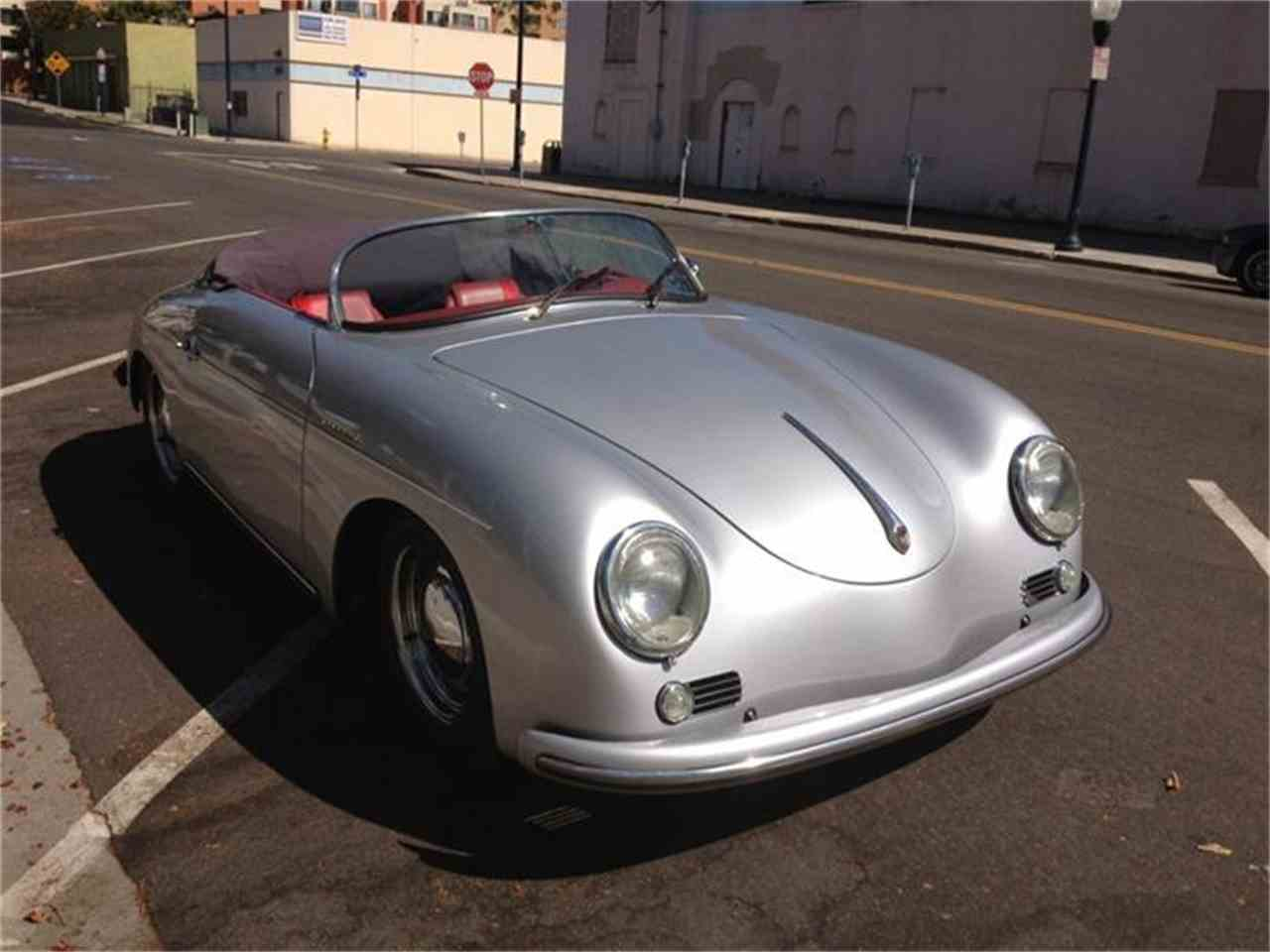 1957 Porsche Speedster for Sale | ClicCars.com | CC-445817