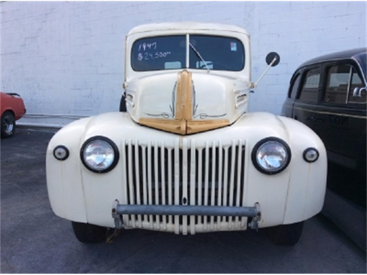 Large Picture of '47 Panel Truck - 9FYU