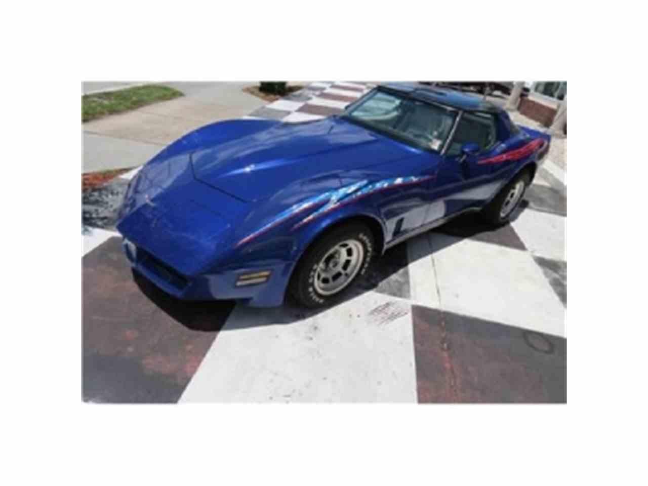 Large Picture of '80 Chevrolet Corvette located in Miami Florida - $14,500.00 - 9FZ2