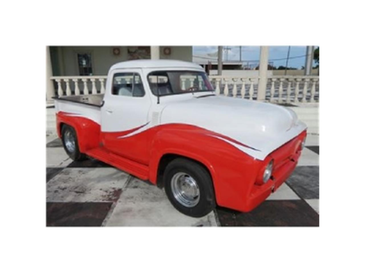 Large Picture of Classic '53 Ford Pickup located in Florida - $27,500.00 Offered by Sobe Classics - 9FZ5