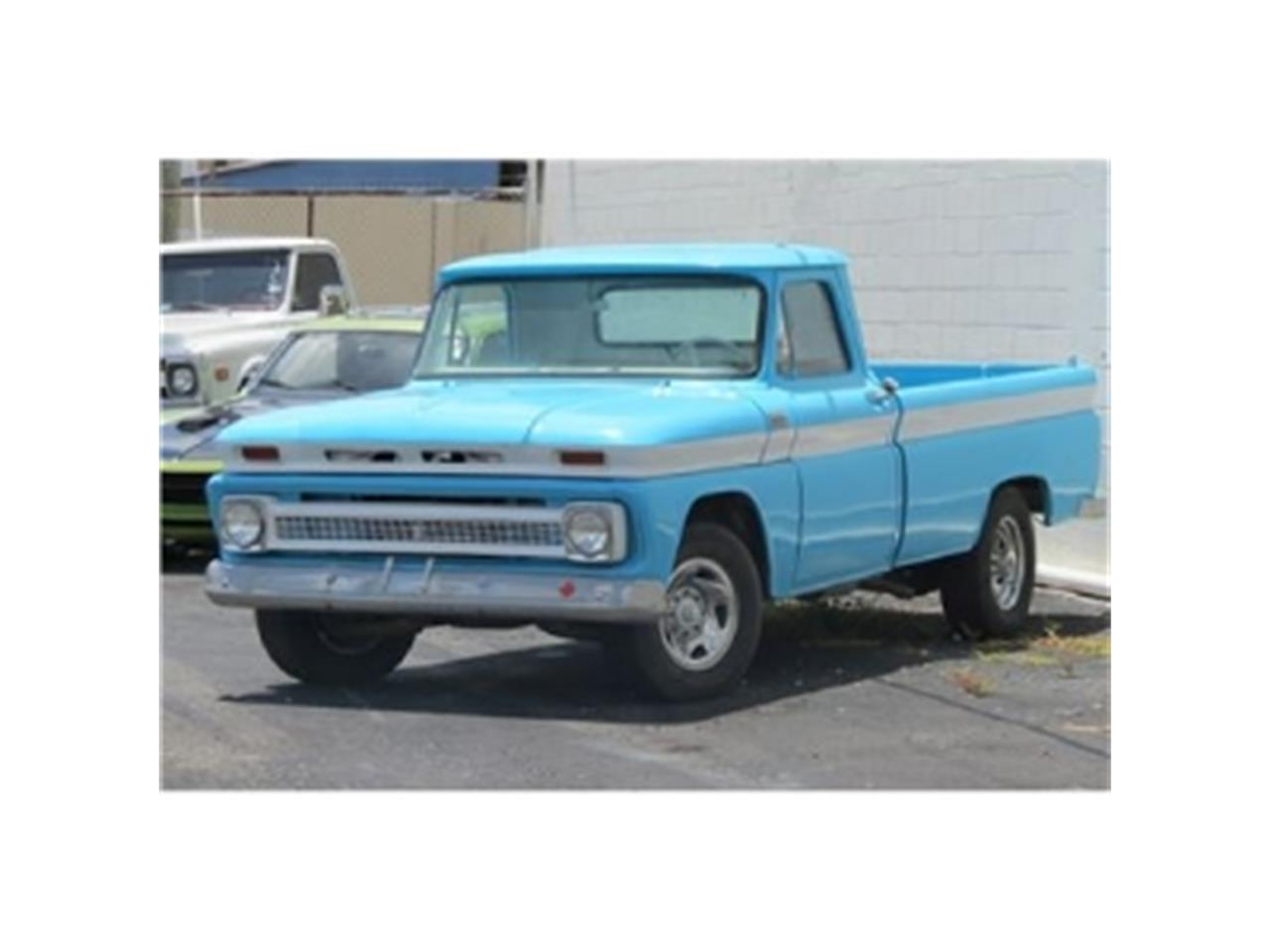 Large Picture of '65 Pickup - 9FZ9