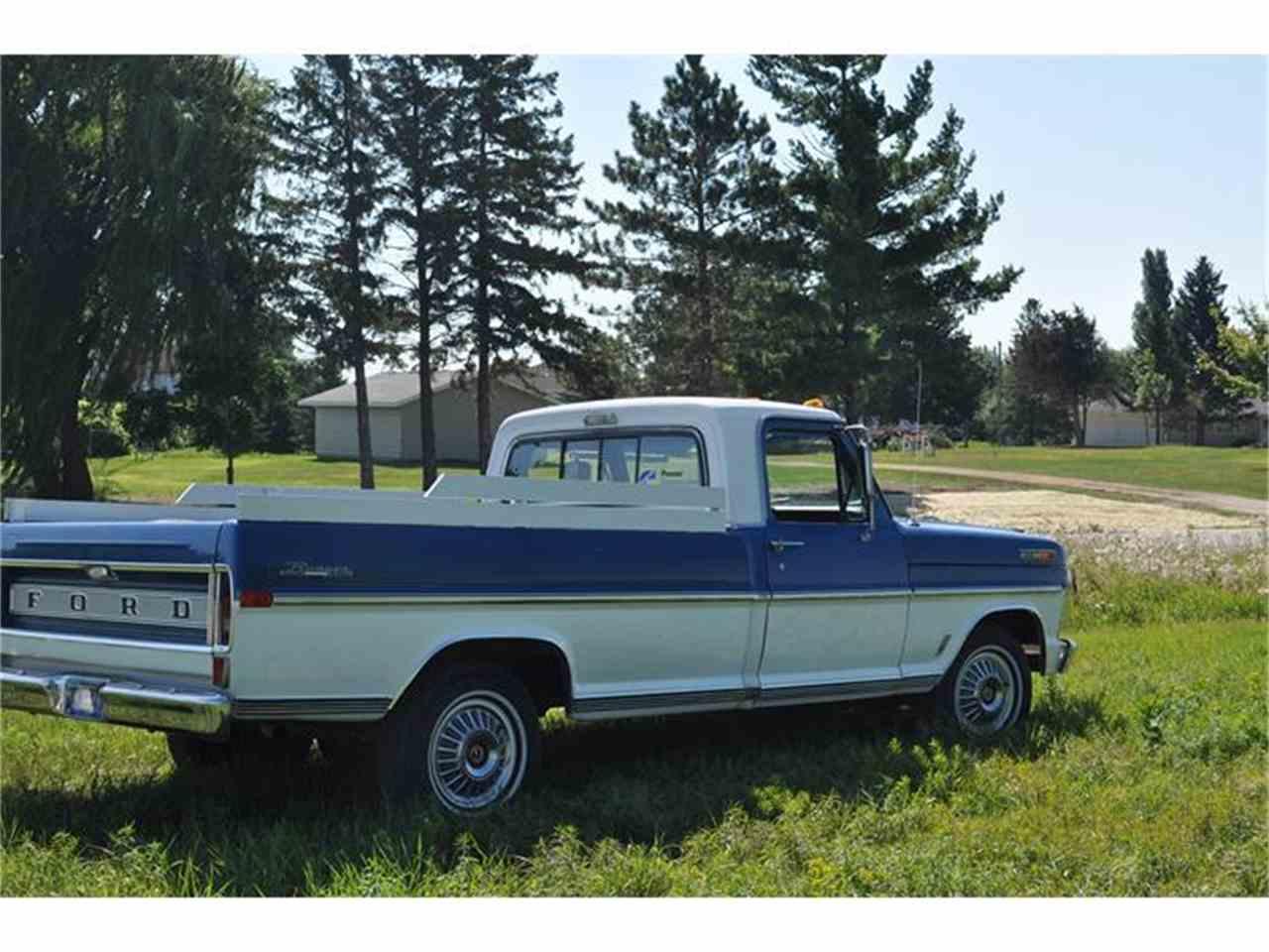 1969 ford ranger for sale cc 449466. Black Bedroom Furniture Sets. Home Design Ideas