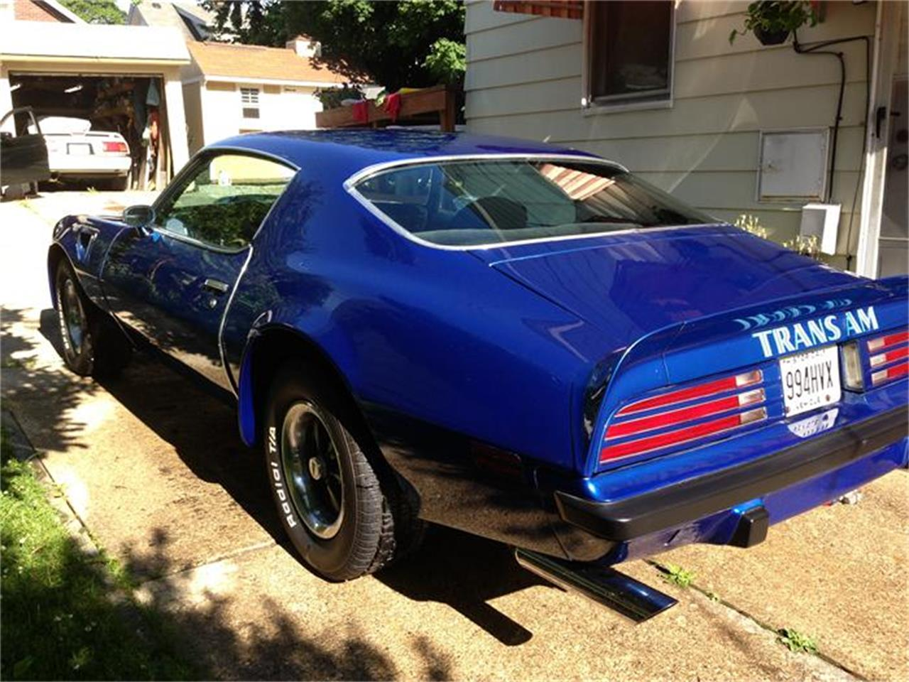 Large Picture of 1974 Pontiac Firebird Trans Am located in Ohio - $18,500.00 - 9N12