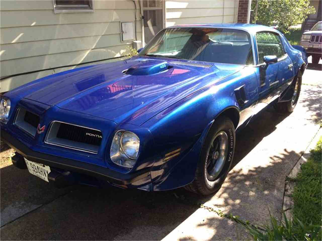 Large Picture of '74 Firebird Trans Am - 9N12