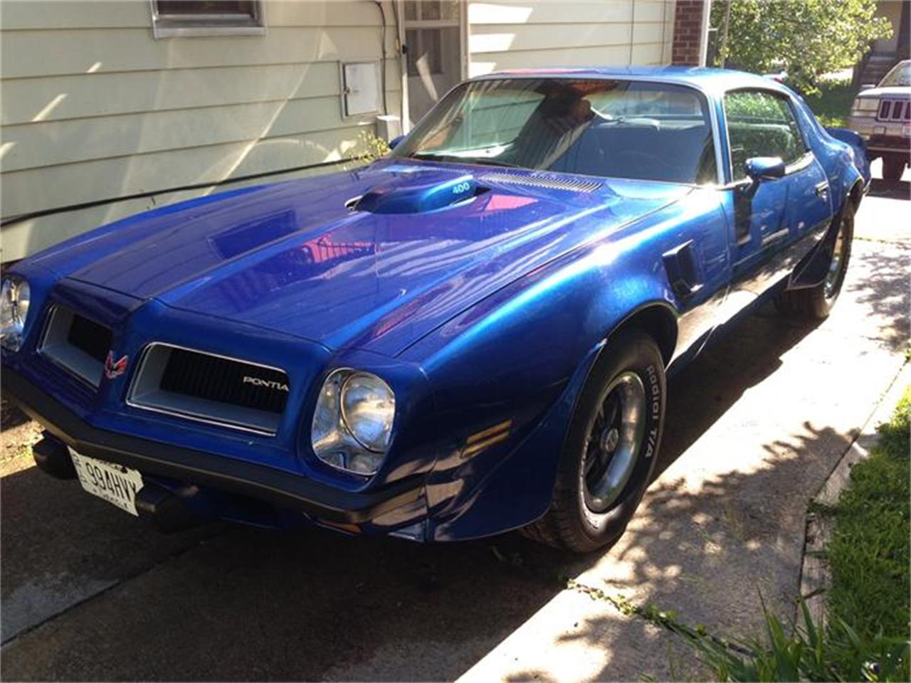 Large Picture of '74 Firebird Trans Am located in Ohio Offered by a Private Seller - 9N12