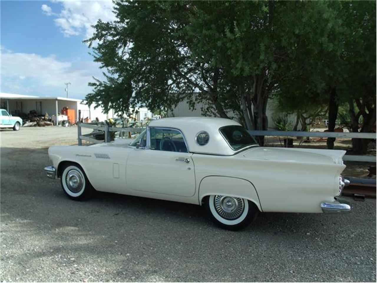 Large Picture of Classic '57 Thunderbird Offered by Desert Gardens Classic Cars - 9ORD