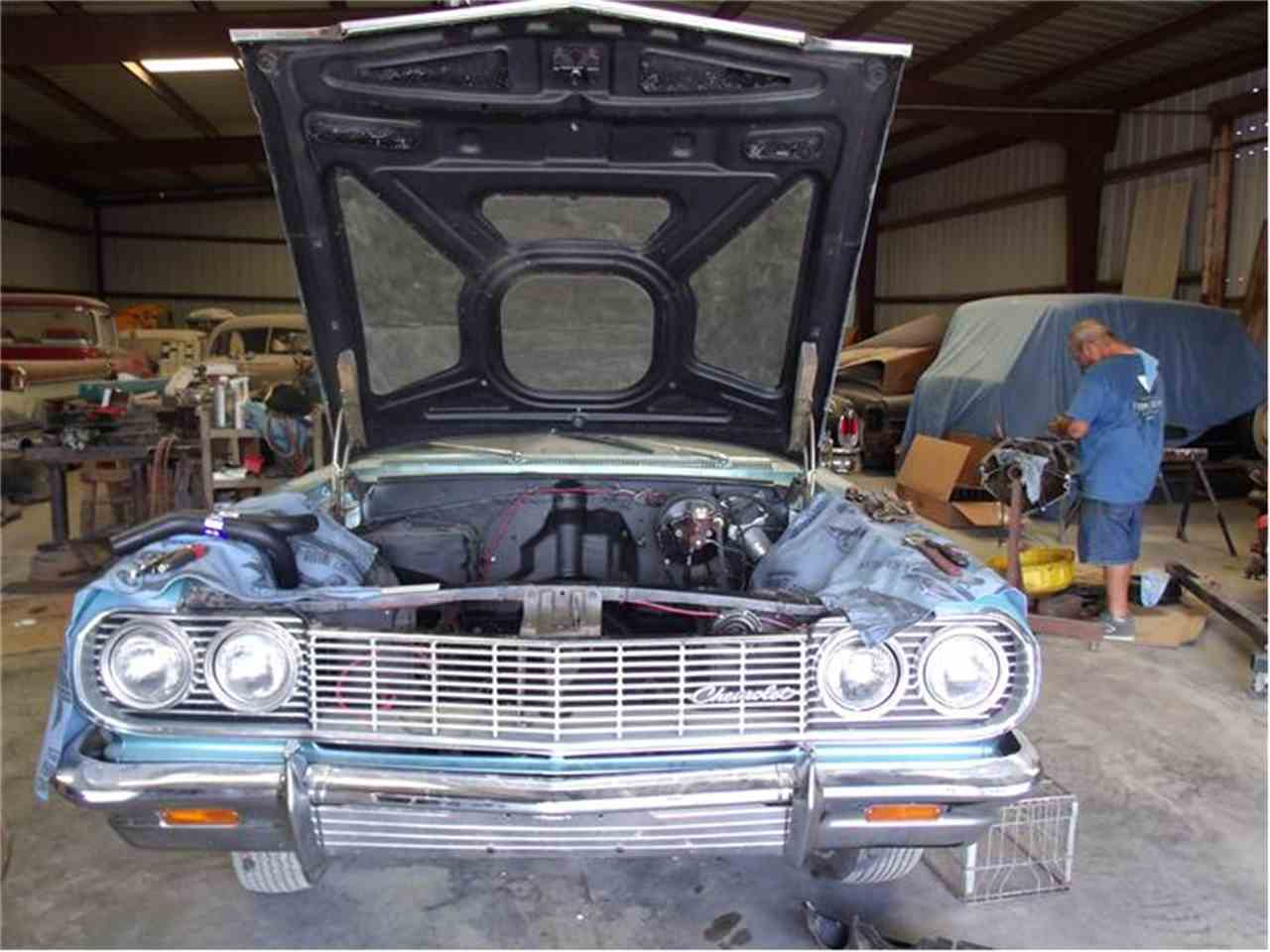 Large Picture of Classic 1964 Chevrolet Impala SS - $58,980.00 Offered by Desert Gardens Classic Cars - 9OT6