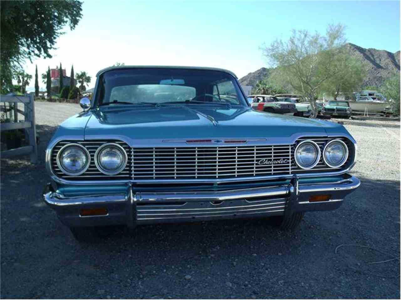 Large Picture of Classic '64 Impala SS - 9OT6