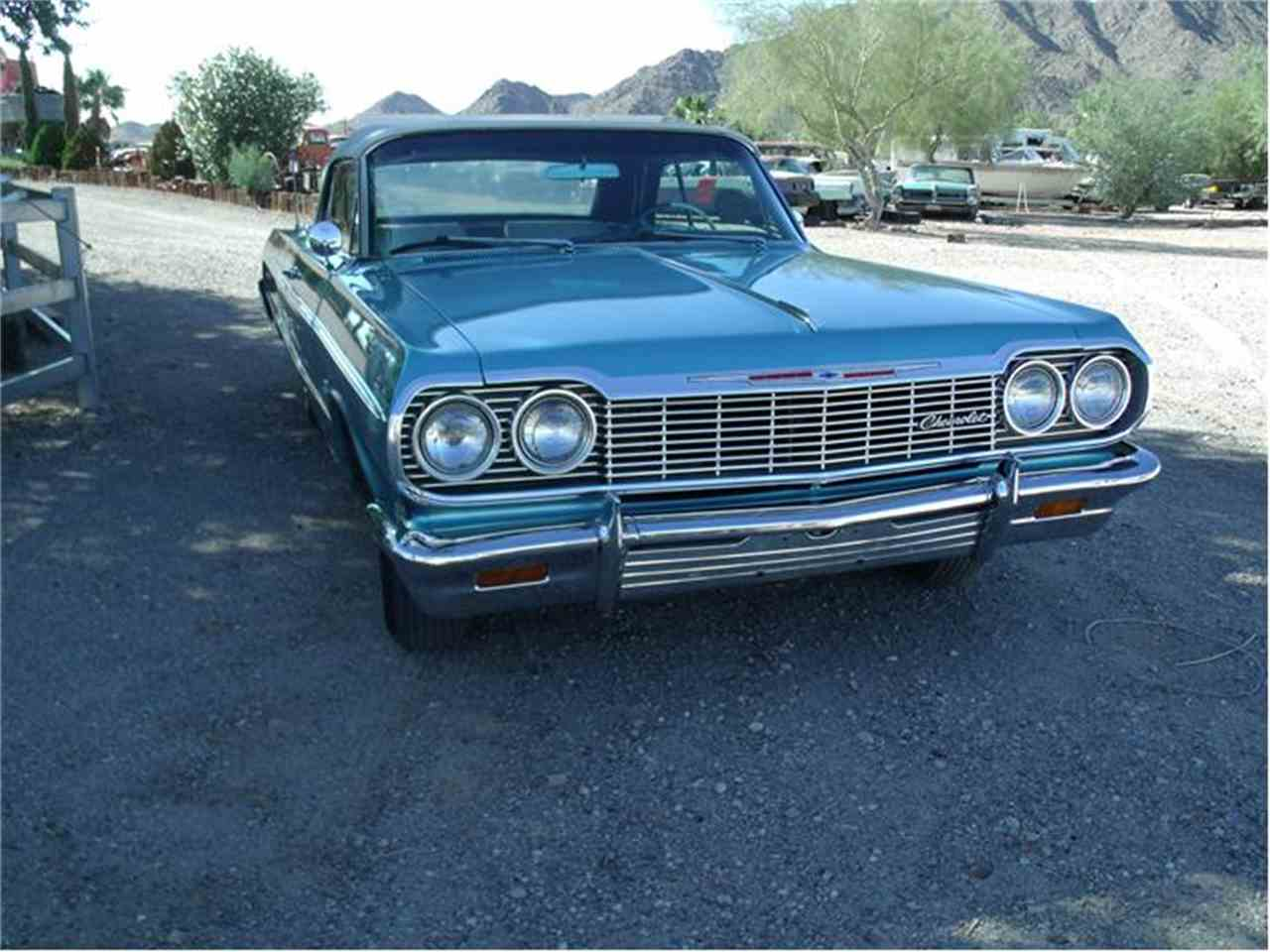 Large Picture of Classic '64 Chevrolet Impala SS located in Arizona - $58,980.00 - 9OT6