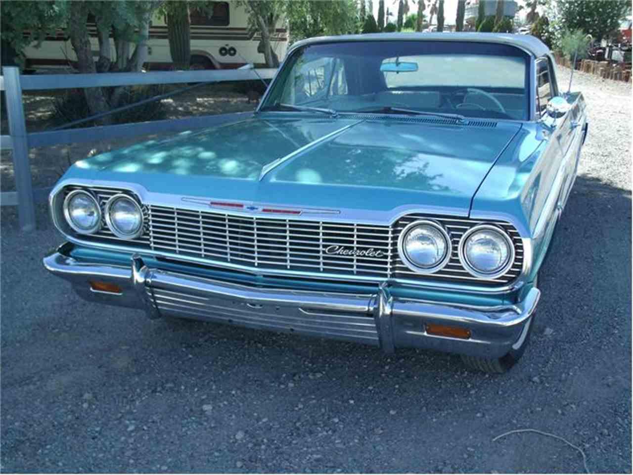 Large Picture of '64 Impala SS located in Quartzsite Arizona - $58,980.00 - 9OT6