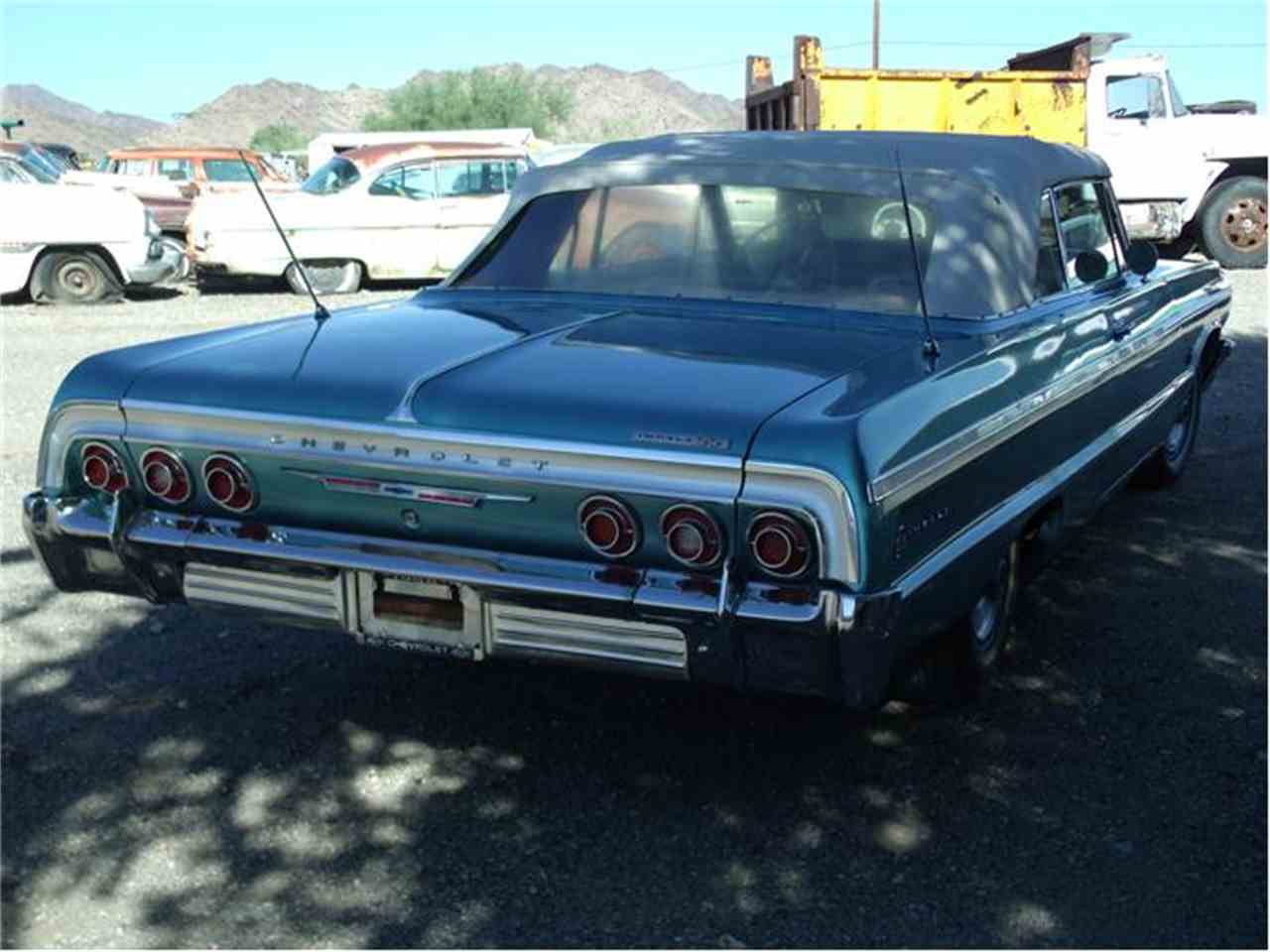 Large Picture of '64 Impala SS located in Arizona - 9OT6