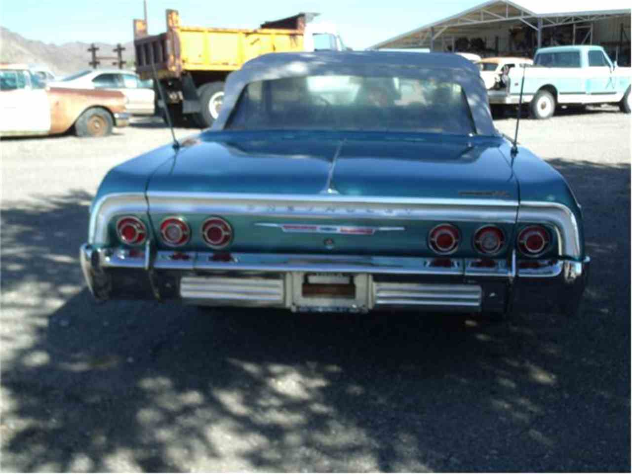 Large Picture of Classic '64 Impala SS - $58,980.00 - 9OT6