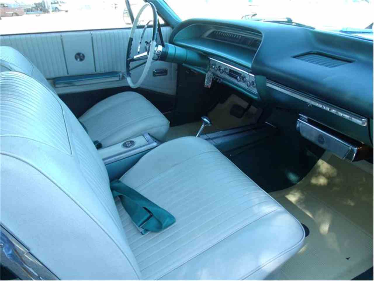 Large Picture of '64 Chevrolet Impala SS located in Quartzsite Arizona Offered by Desert Gardens Classic Cars - 9OT6