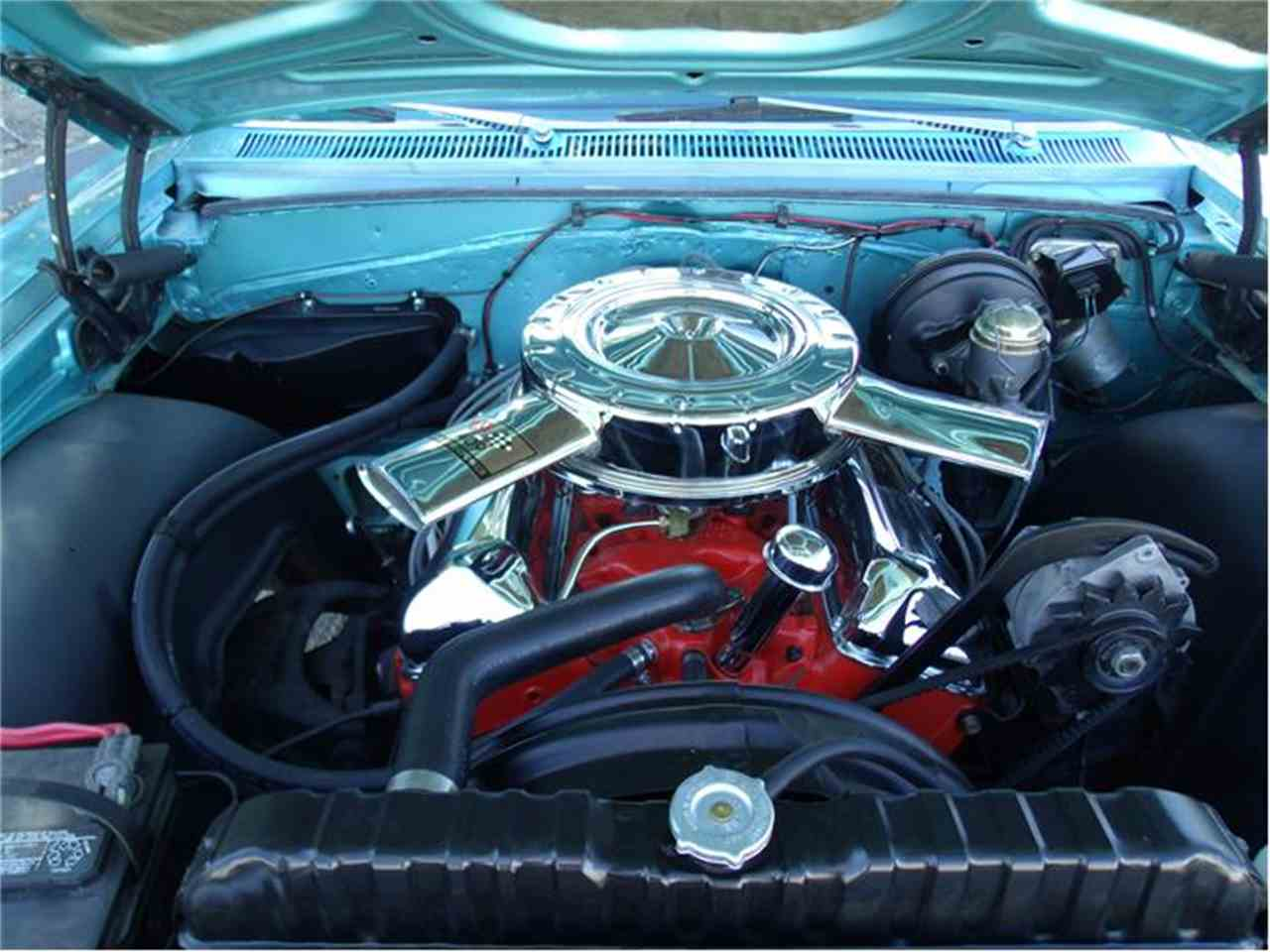 Large Picture of 1964 Chevrolet Impala SS - $58,980.00 Offered by Desert Gardens Classic Cars - 9OT6