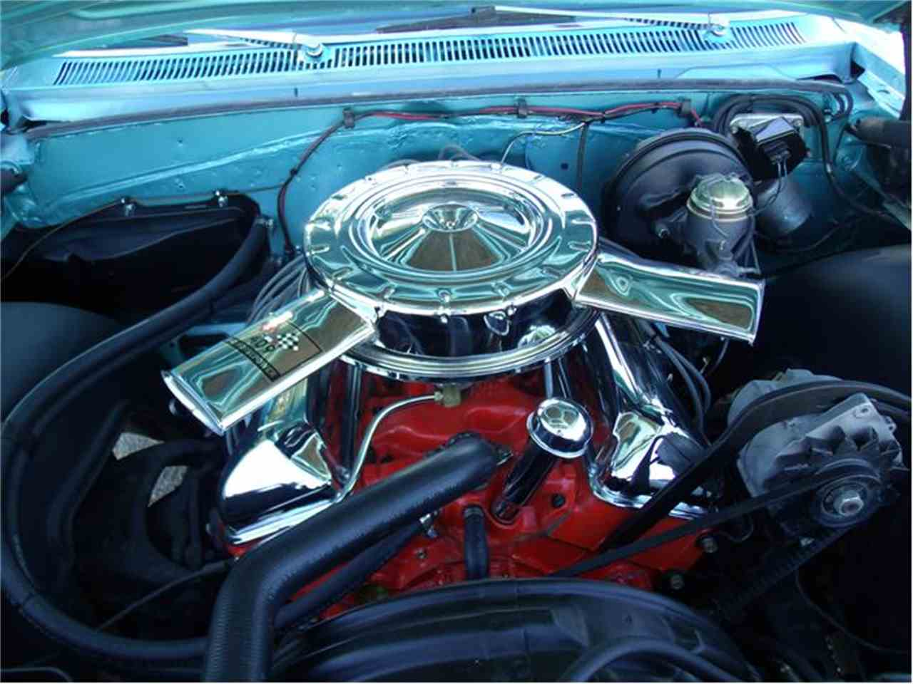 Large Picture of Classic '64 Chevrolet Impala SS located in Arizona - $58,980.00 Offered by Desert Gardens Classic Cars - 9OT6