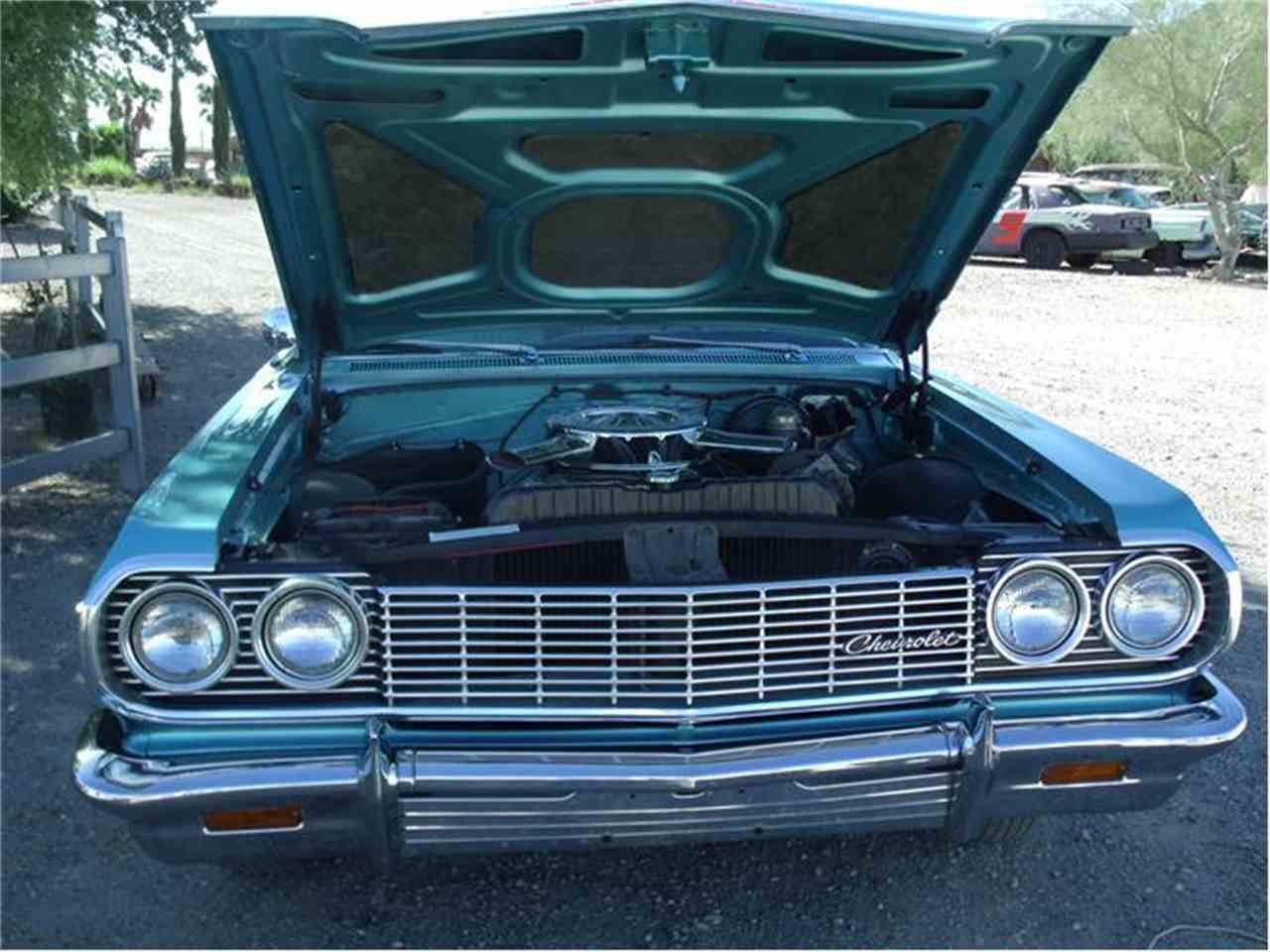 Large Picture of Classic '64 Impala SS located in Quartzsite Arizona - 9OT6
